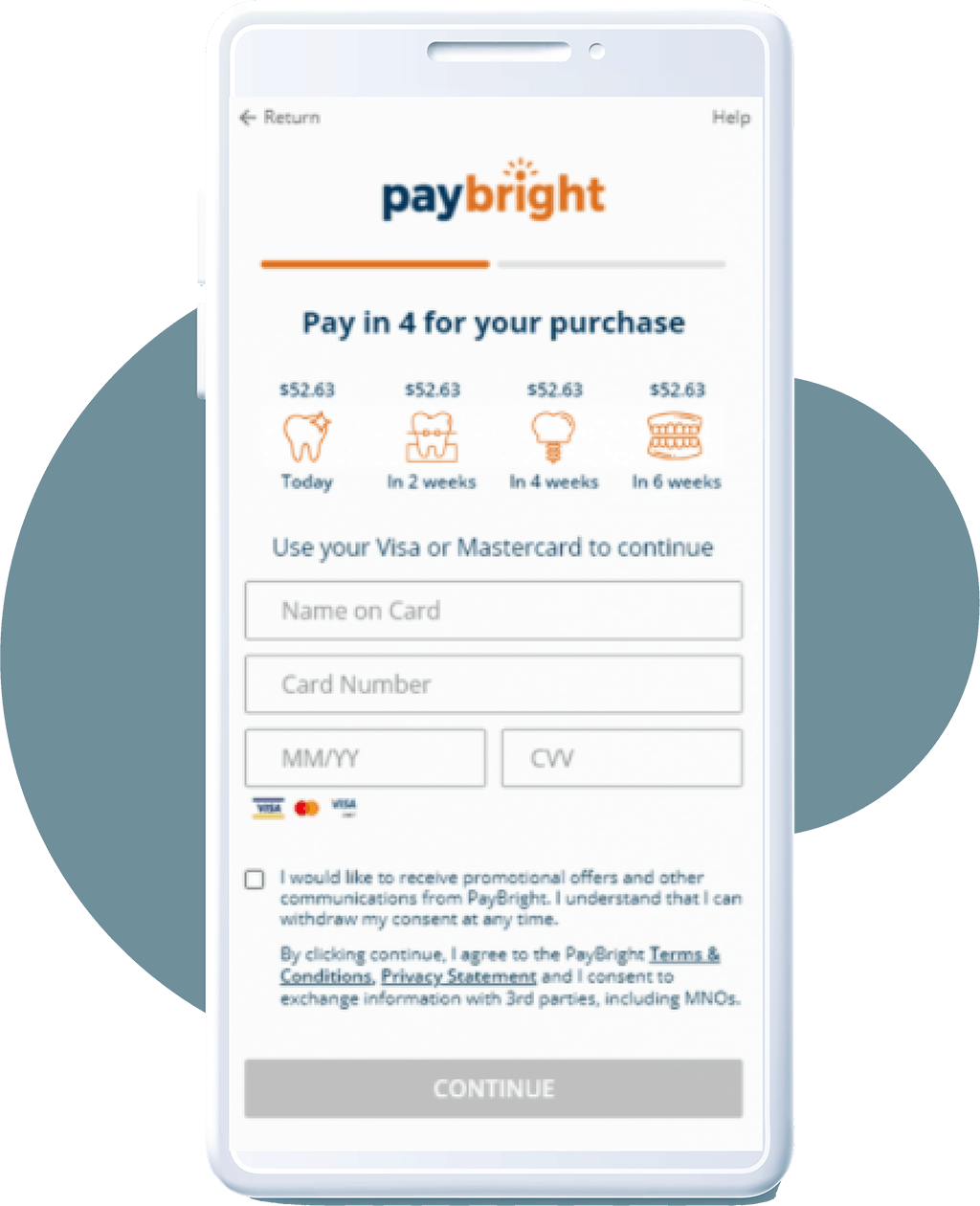 pay bright financing options